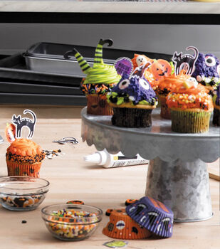 How To Make A Halloween Cupcakes