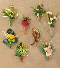 Flower Collage Wall Hanging
