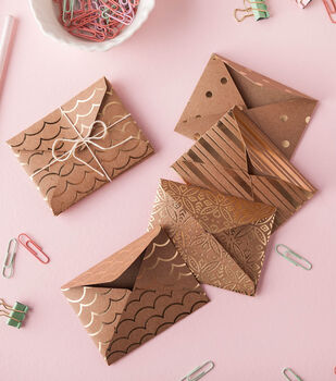 How To Make Stationary Envelopes