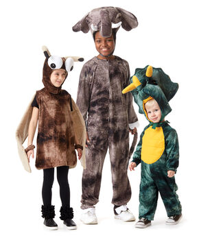 How To Make Fun Kids Costumes With Patterns