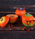 Sweet Treats Pumpkin Bowls