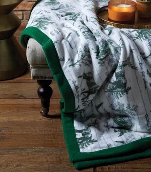 How To Make a Fleece Blanket with Binding Edge