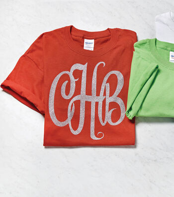 How To Make a Monogrammed Shirt