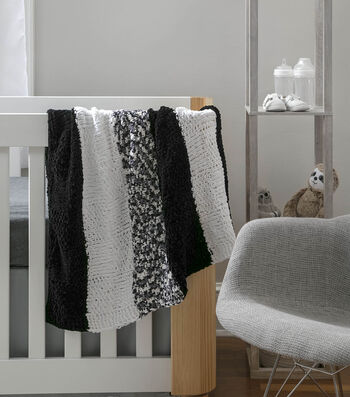 How To Make a Cookies 'N Cream Baby Blanket