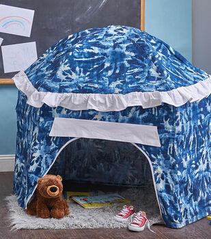 How To Make a Shibori Story Tent