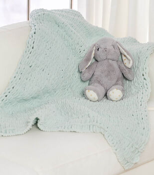 How To Make a Sweet Stroller Blanket