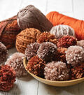 Decorative Yarn Pom Poms
