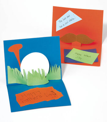 Father's Day Pop Up Cards