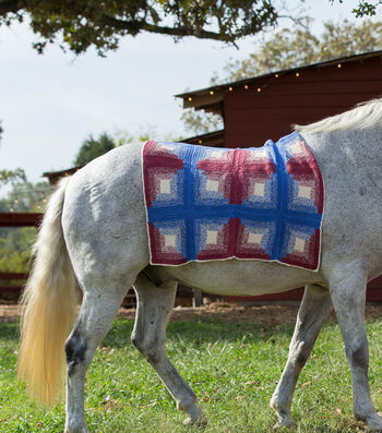 How To Make A Knit Log Cabin Blanket