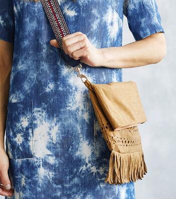 How To Make A Fringe Boho Bag
