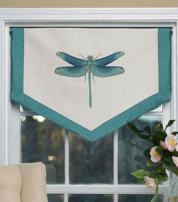 Square By Design Window Valance