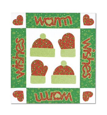 Warm Wishes Wall Hanging