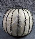 Beaded Pumpkin
