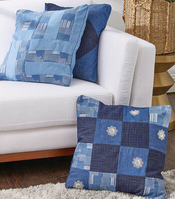 How To Make Quilted Envelope Backed Pillowcases