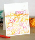 How To Make Water Color Thank You Cards