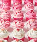 Mini Hearts Cupcake