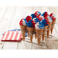 How To Make Patriotic Ice Cream Cones