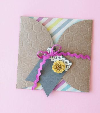 Honeycomb Envelope Gift