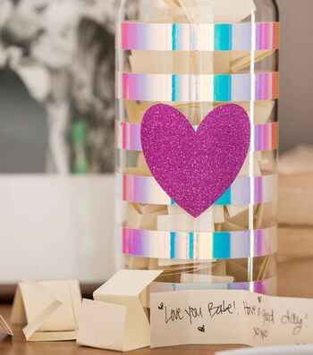 How To Make A Heart Water Bottle