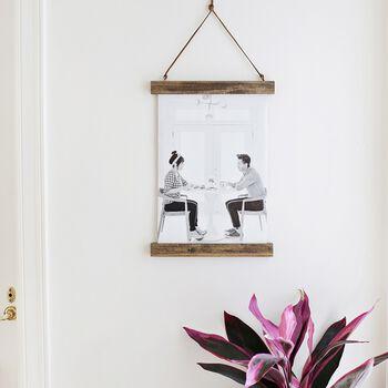 DIY Post Hanger