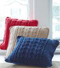 Cable Trio Pillows