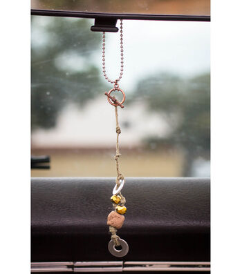 Make A Father's Day Car Charm