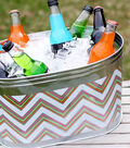 Chevron Drink Bucket