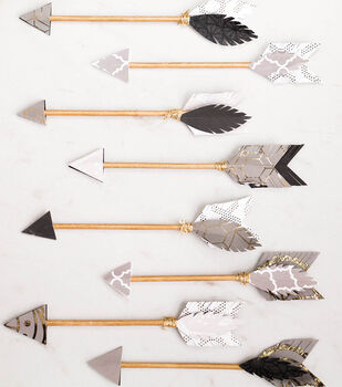 How To Make Paper Arrows