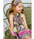 Haley Double Ruffle Dress
