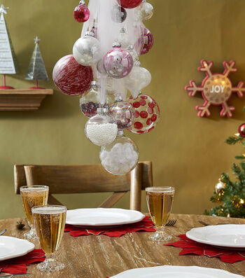 How To Make Clear Hanging Ornaments