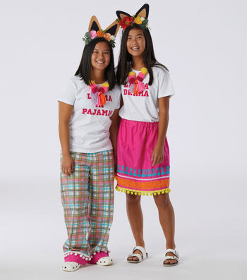 How To Make Llama Costumes