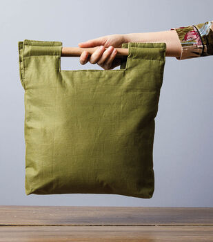 How To Make a Linen Lunch Bag