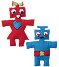 Hand Sewn Robots