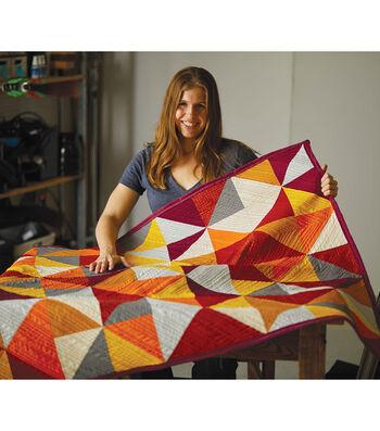 Make A Modern Fall Quilt