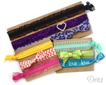 Elastic Hairbands and Ties