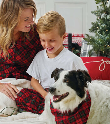 How To Make An Easy Flannel Dog Bandana