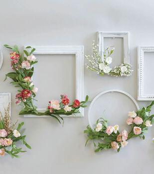 How To Make Spring Picks Floral Frames
