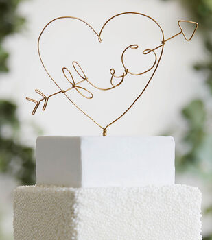 How To Make a Cube Pearl Wedding Cake
