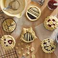 How To Make Decorative Crust Mini Pies