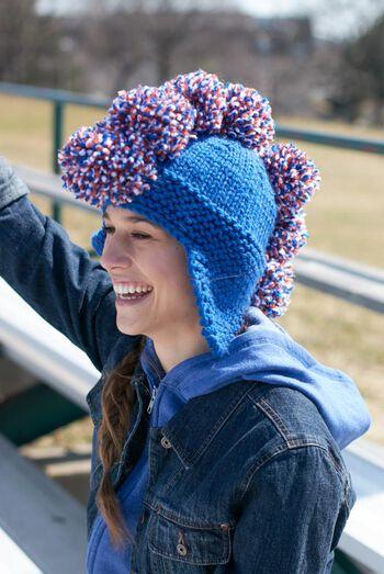 Number One Fan Hat