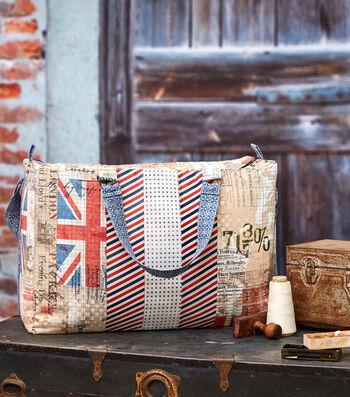 How To Make A World Traveler Bag