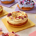 How To Make Spring Fruity Iced Doughnuts