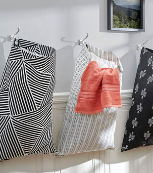 How To Make A Grommet Laundry Bag