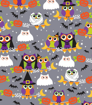 Halloween Owl Printable