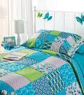 Patchwork Quilt Bedroom