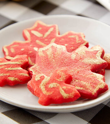 How To Make Maple Leaf Cookies