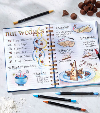 How To Make a Baking Bullet Journal