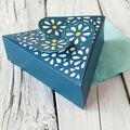Triangle Flower Box