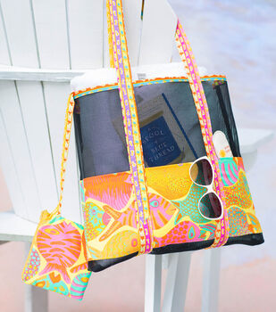 How To Make A Sand-Sifter Tote