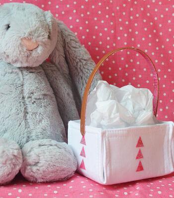 Mini Modern Easter Basket